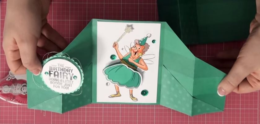 Art-Impressions-Gate-Fold-Card-Base