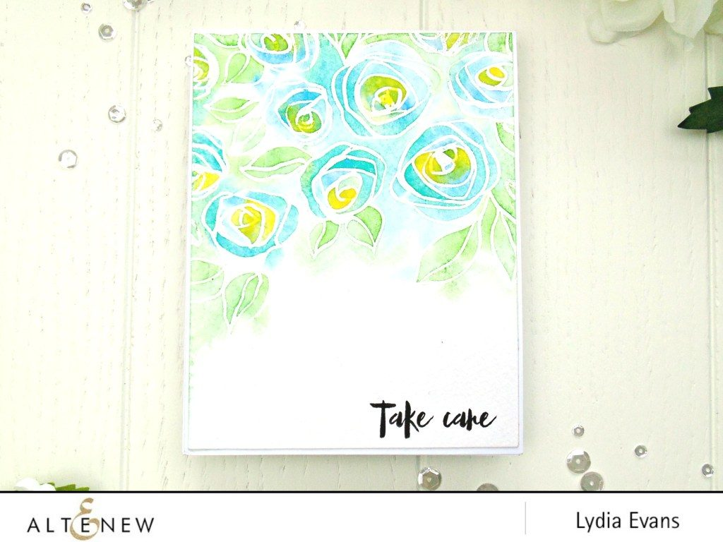 Take Care By Lydia Evans