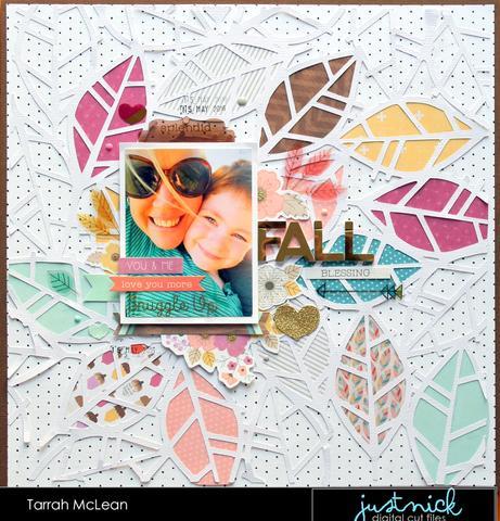 Fall Blessing by Tarrah McLean