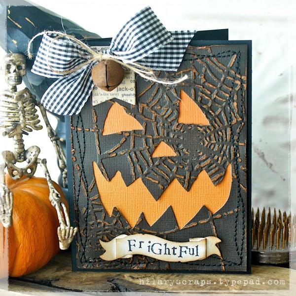 Frightful Halloween by Hilary Kanwischer