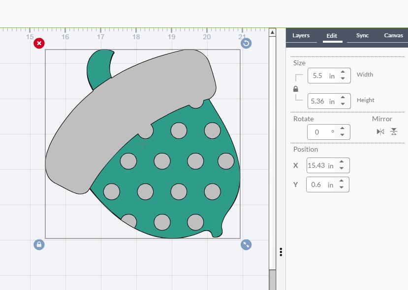 roree-rumph_shaped_acorn_pocket_card_step1