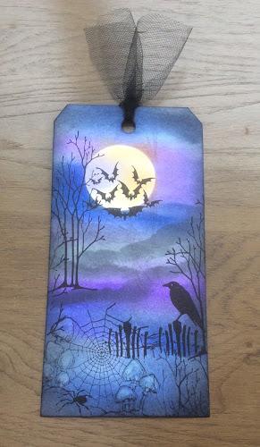 Spooky tag by Zoe