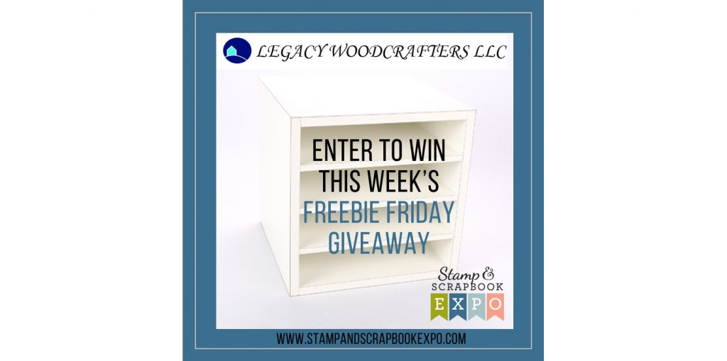 Legacy Woodcrafters Giveaway