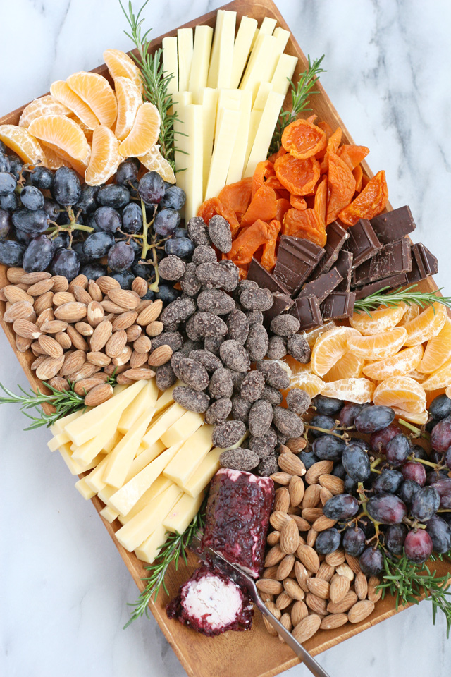 Beautiful Appetizer Platter