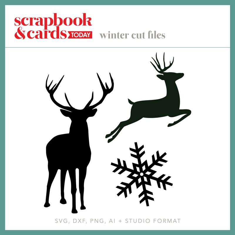 SCT Magazine Winter Free Cut Files