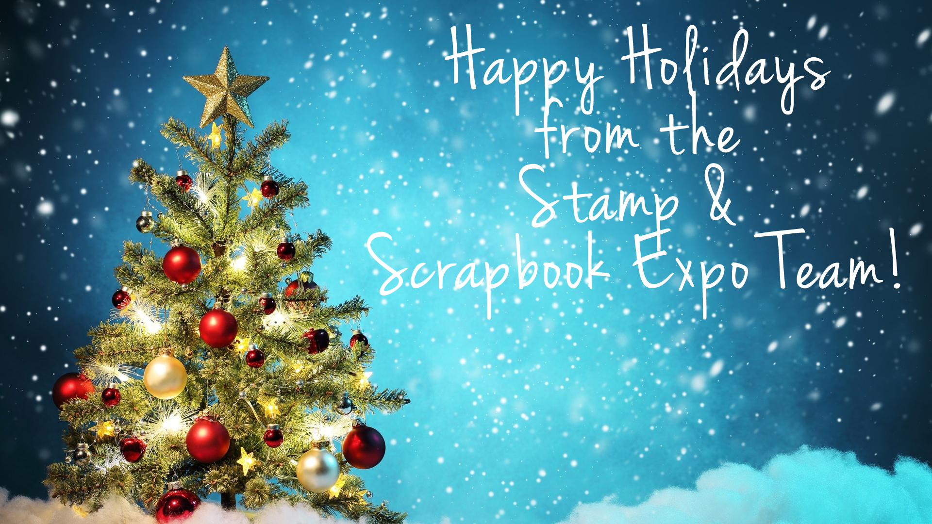 Weekly scrapper page 43 of 452 stamp scrapbook expo happy holidays seasons greetings kristyandbryce Choice Image