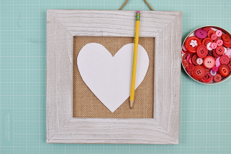 diy valentines home decor - stamp & scrapbook expo