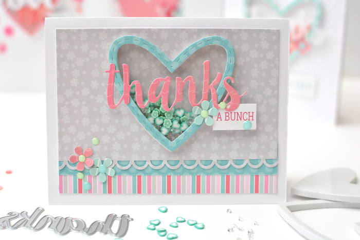 Queen & Co. Heart Throb Kit