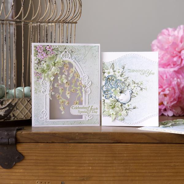 _Delicate Vellum Florals Card Class