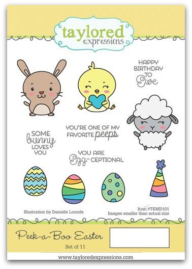 Peek-a-boo Easter