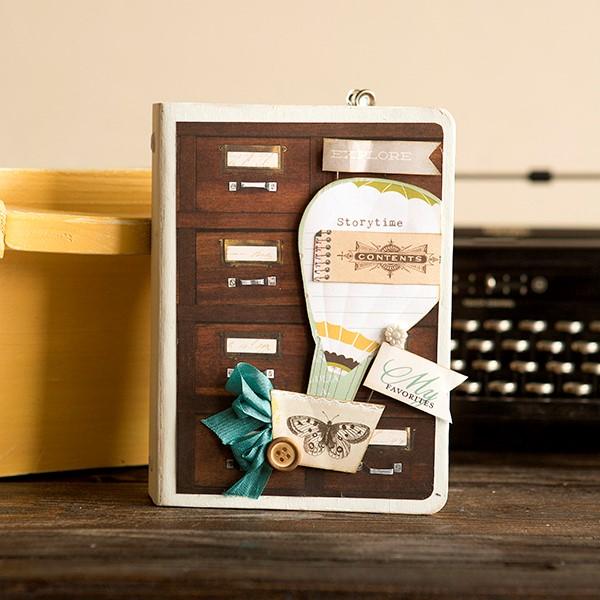 _Write On Mini Album Kit
