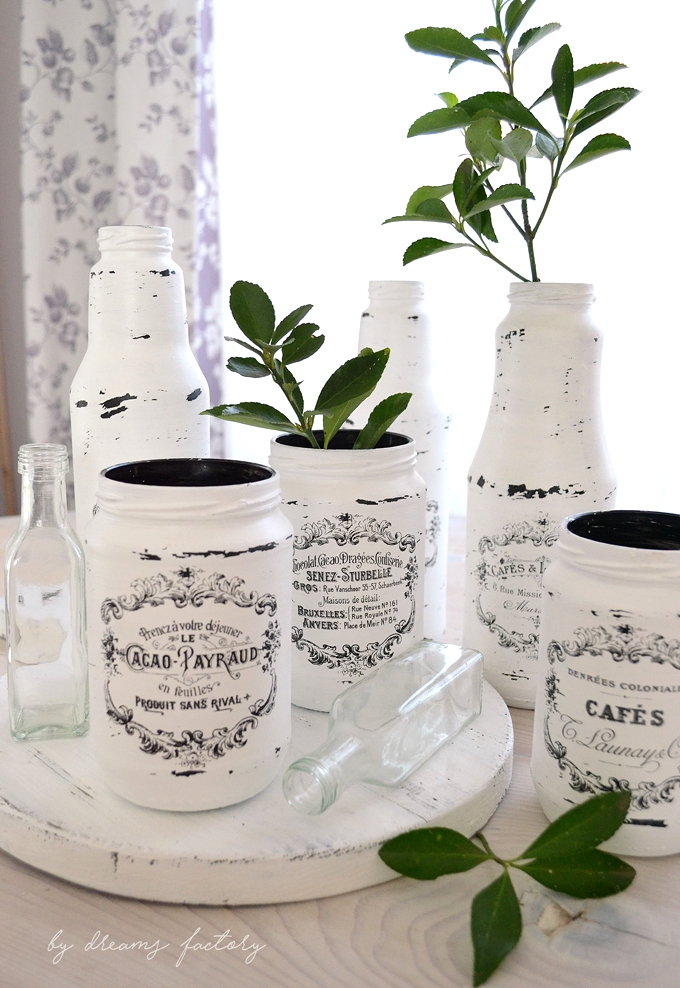 Chic French Jars