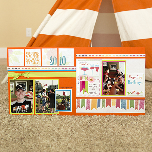 _Scrapbooking Without Scraps - Cantina