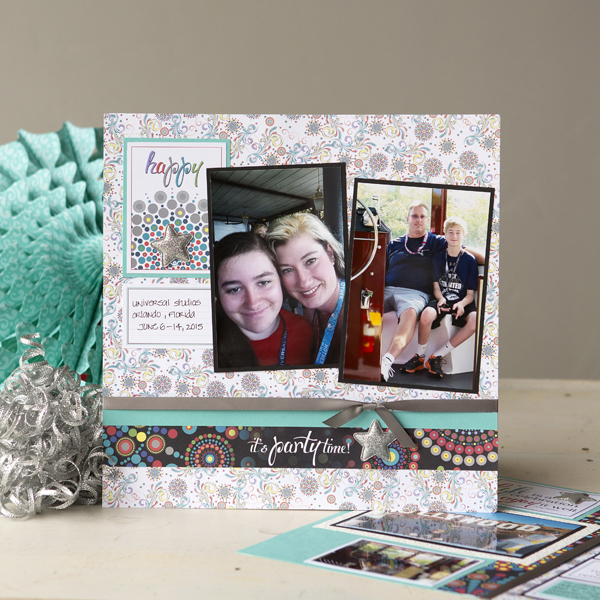 _Scrapbooking Without Scraps - Celebrate
