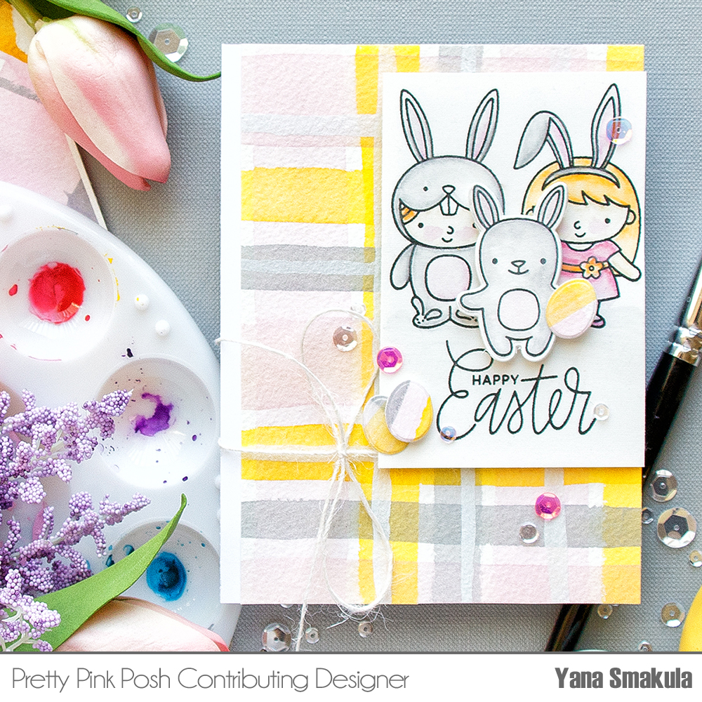 Easter card by Yana Smakula