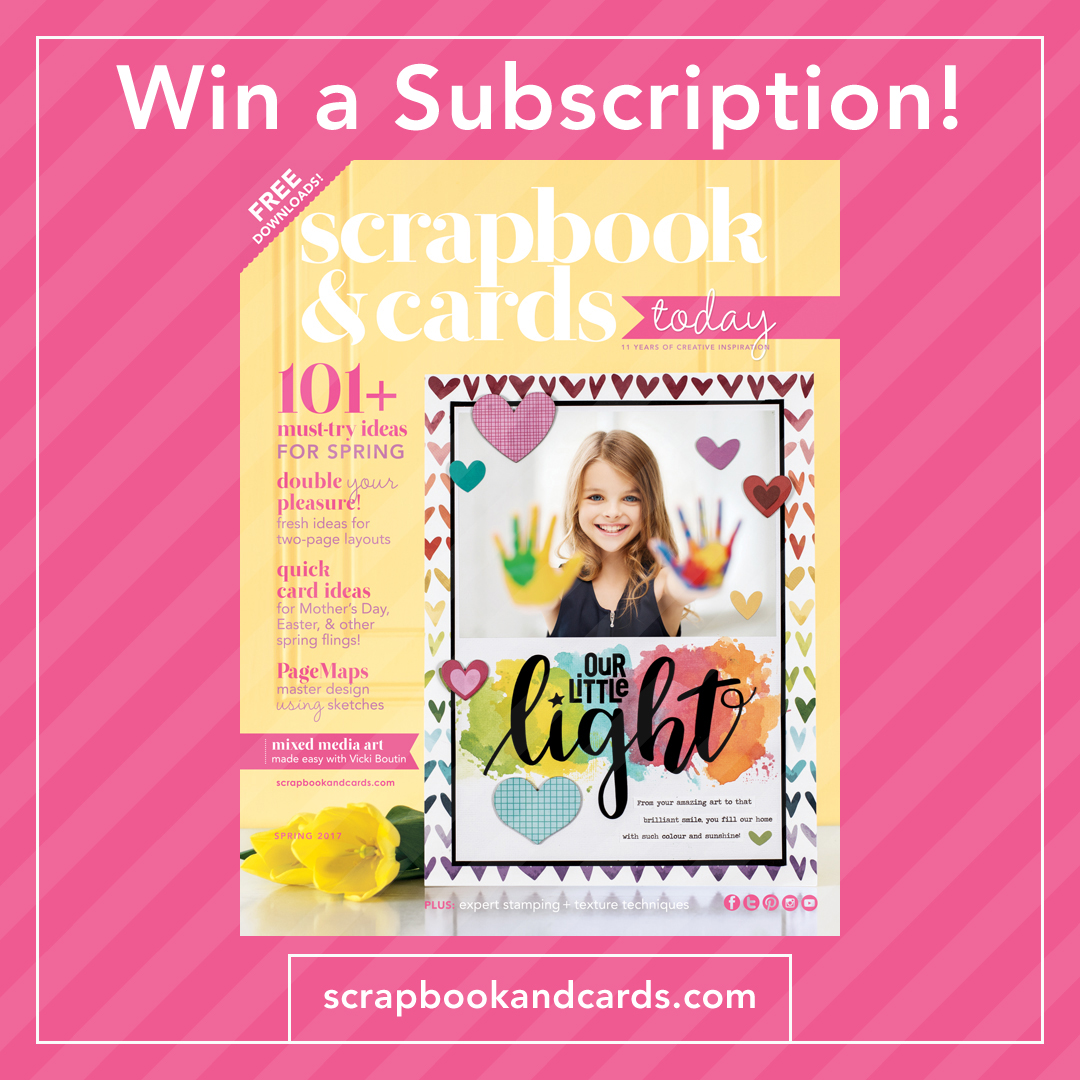 Win a Subscription to SCT Magazine