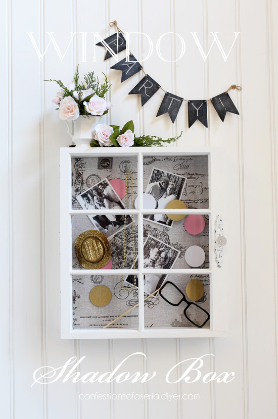 Window Shadow Box