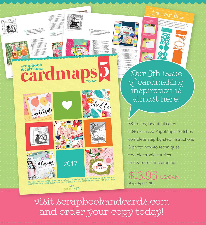 CardMaps Vol. 5