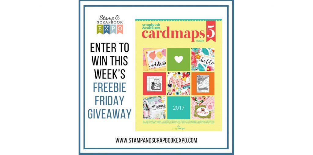 CardMaps 5 Giveaway