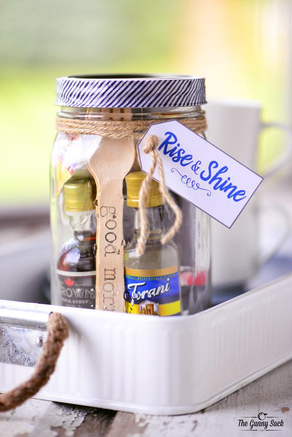 Mason Jar Gift