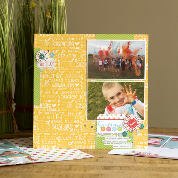 _Creative Scrapbooking with Sketches