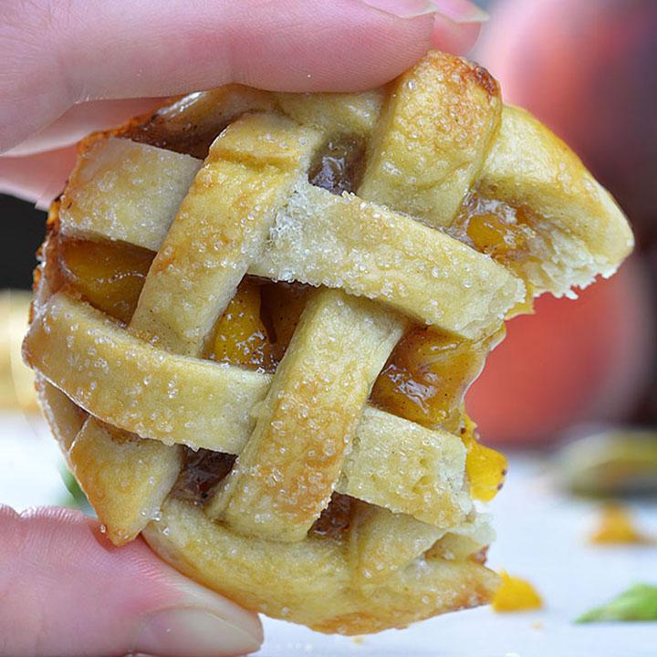 Peach Pie Cookies