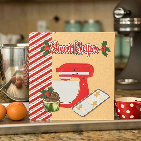 _Christmas Recipe Book