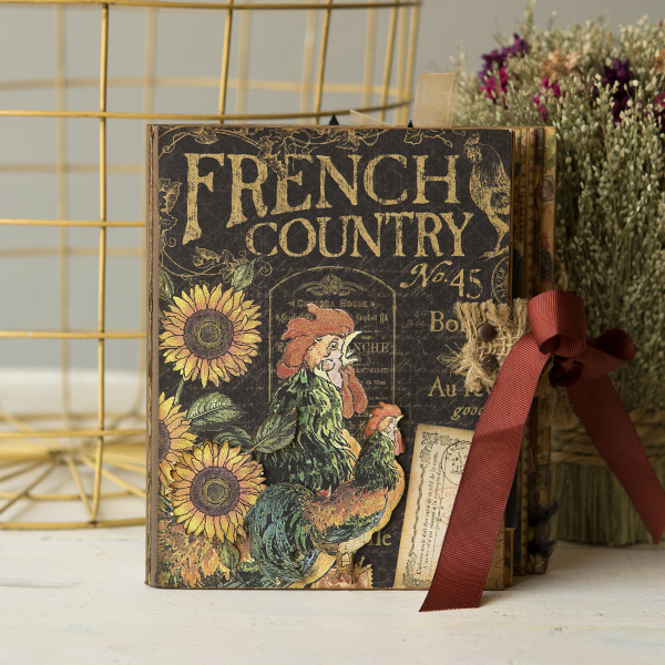 _G45 French Country Album