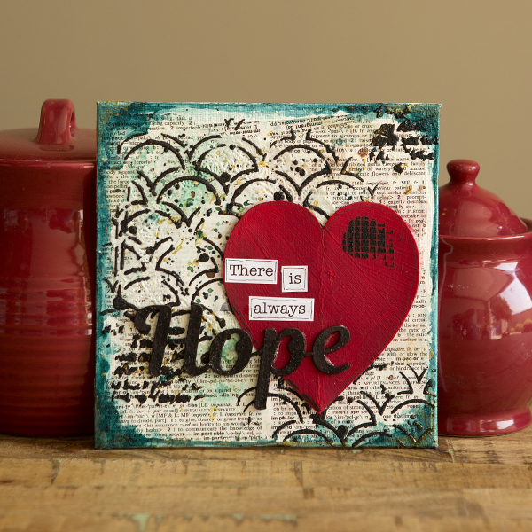 _Hopeful Heart Canvas