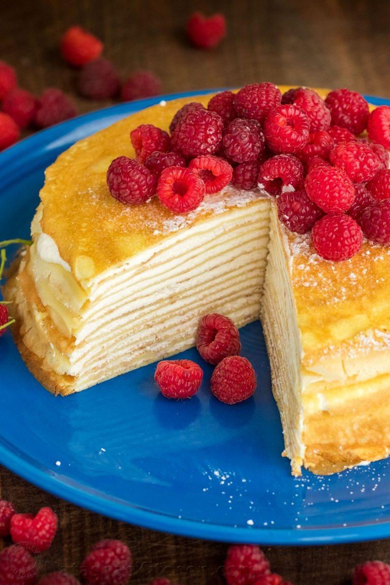Wonderful Cake Recipes