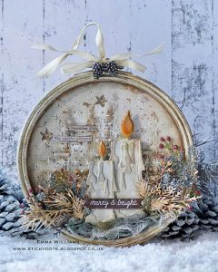 Merry & Bright Wall Hanging