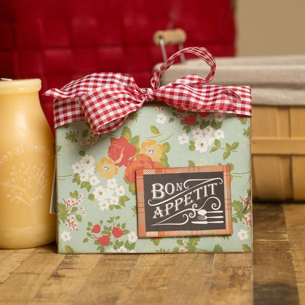 _Bon Appétit Recipe Album