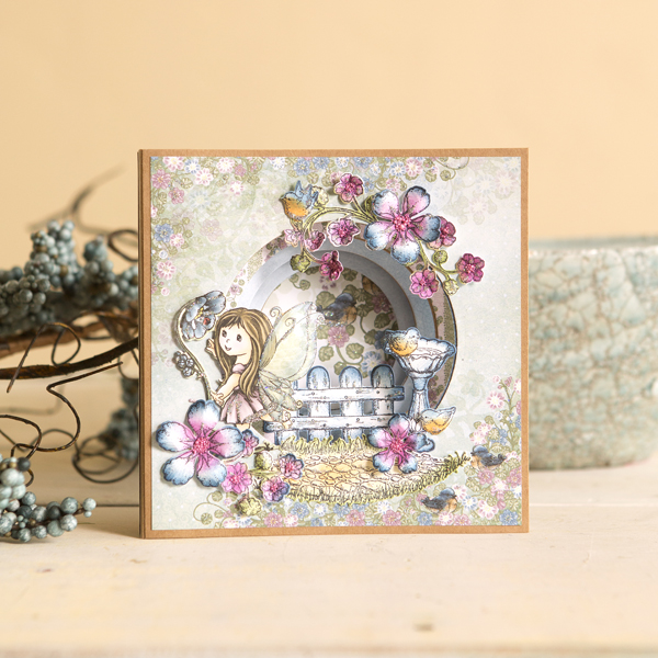 _Layered Wildwood Cottage Mini Album