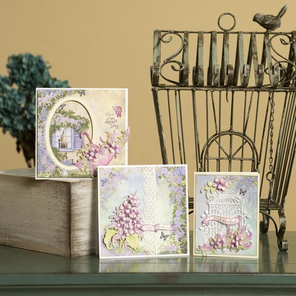 _Lush Lilac Card Class