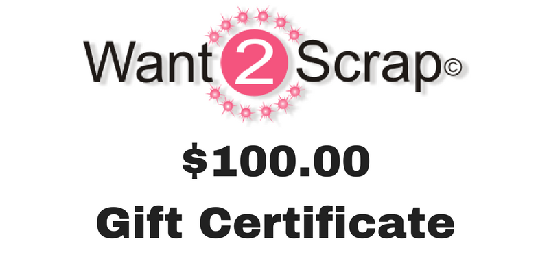Want 2 Scrap Giveaway for National Stamp & Scrapbook Expo Month @scrapbookexpo #SSBE2018 #ssbeblog #giveaway