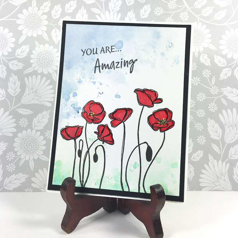 Dare 2B Artzy_Poppy Card