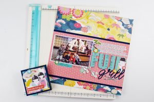 Latest & Greatest Scrapbooking with Cool Tools #ssbe2018 #ssbeblog #scrapbooking #cardmaking #photoplaypaper #wermemorykeepers