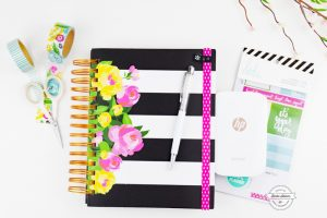 Five Tips for Memory Planning by Becki Adams for Wandering Planners on the @scrapbookexpo blog #wanderingplanners #ssbeblog #heidiswapp #planneraddict #memoryplanning