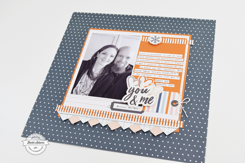 Latest & Greatest Scrapbooking with Felicity Jane by Becki Adams for @scrapbookexpo #ssbe2018 #ssbeblog #scrapbooking #scrapbookinglayout #felicityjane #scrapbookingclass