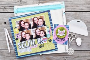 Latest & Greatest Cool Tools with We R Memory Keepers by Becki Adams for @scrapbookexpo #ssbe2018 #ssbeblog #wermemorykeepers #americancrafts #shimelle #beckiadams