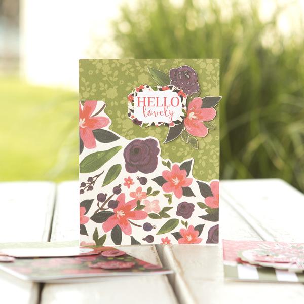 _Flora Card Class