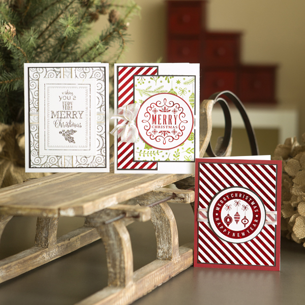 _Holiday Foil Cards