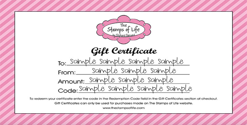 Freebie Friday with The Stamps of Life by Becki Adams for Stamp & Scrapbook Expo #ssbe2018 #ssbeblog #giveaway #thestampsoflife #stamping #handmadecards