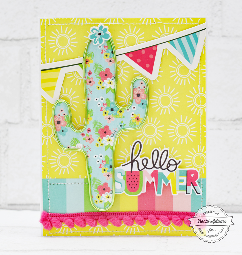 Latest & Greatest Cool Tools with We R Memory Keepers by Becki Adams for @scrapbookexpo #ssbe2018 #ssbeblog #wermemorykeepers #happyjig