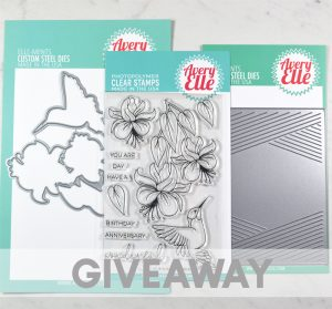 Freebie Friday with Avery Elle by Becki Adams for @scrapbookexpo #ssbe2018 #ssbeblog #giveaway #stamping #cardmaking #handmadecard #papercrafting