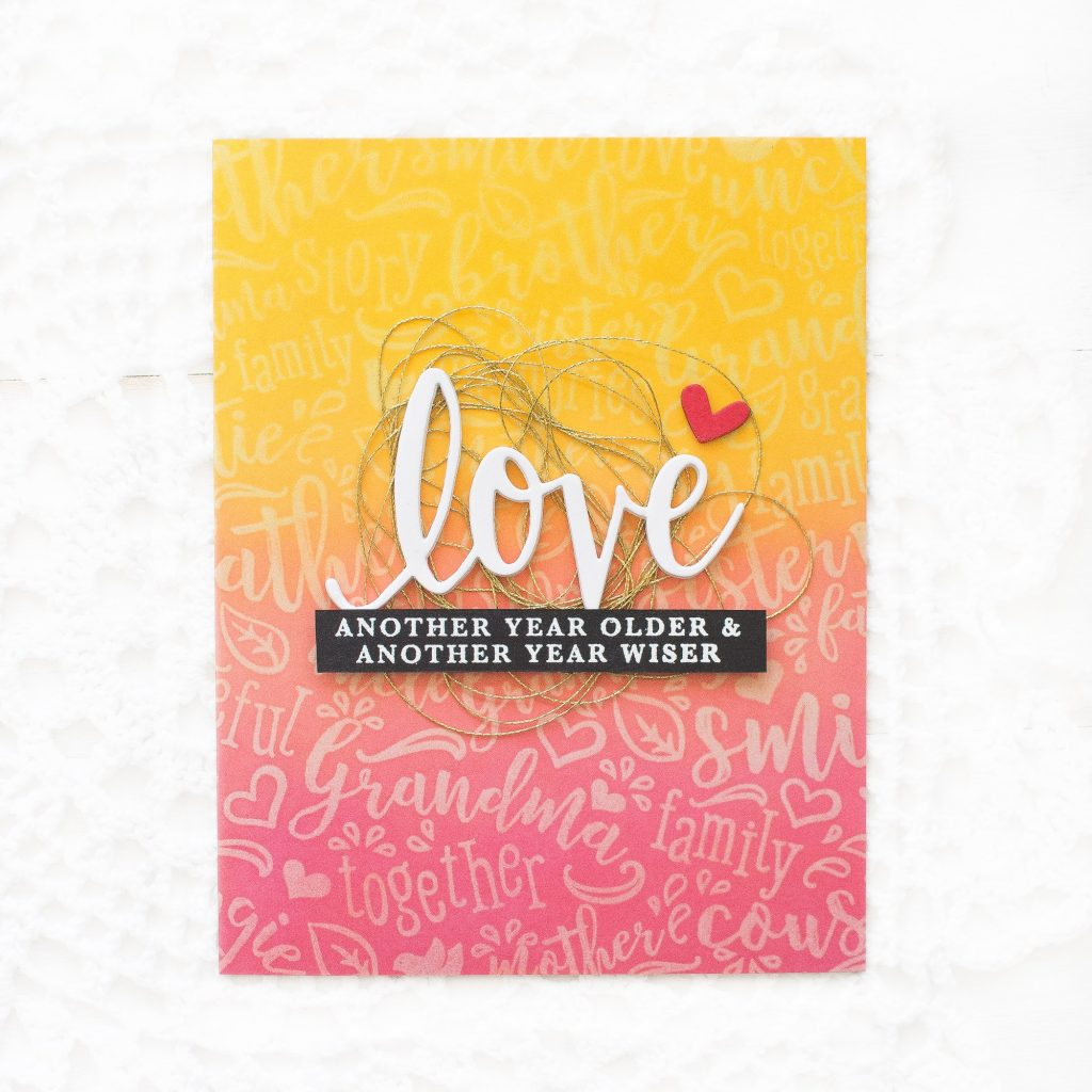 Happy Birthday Card Archives - Stamp & Scrapbook EXPO