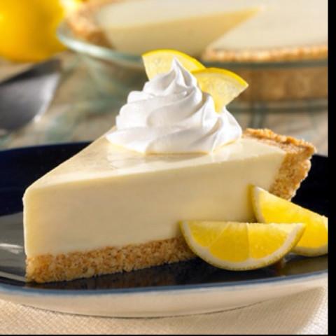 Creamy Lemonade Pie
