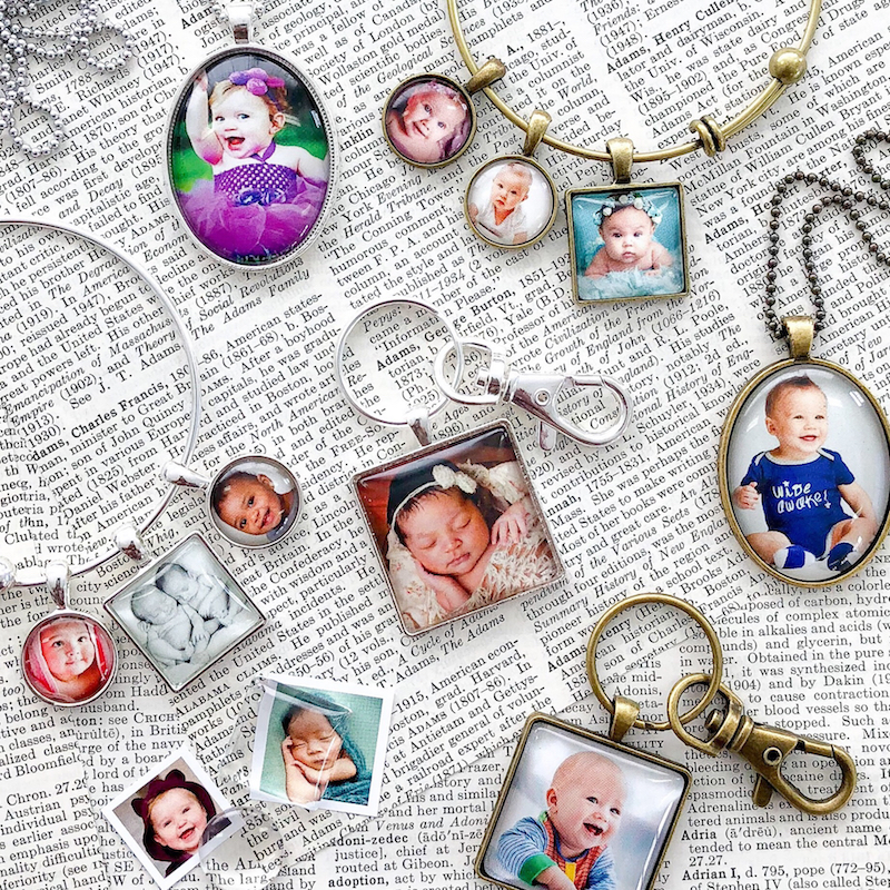 Craft Fantastic Memory Jewelry Baby