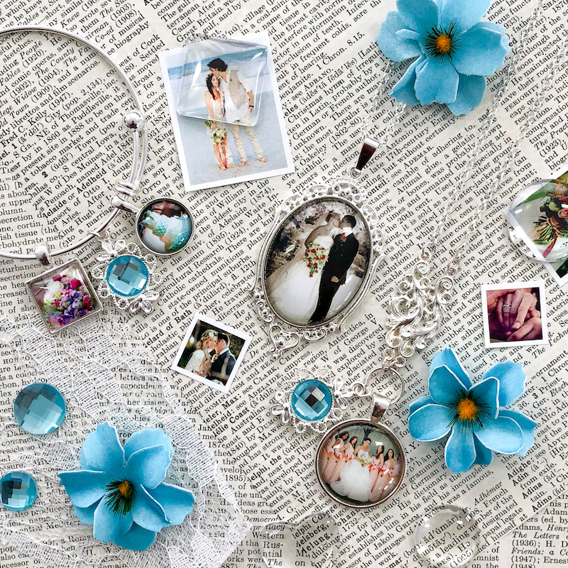 Craft Fantastic Memory Jewelry Wedding