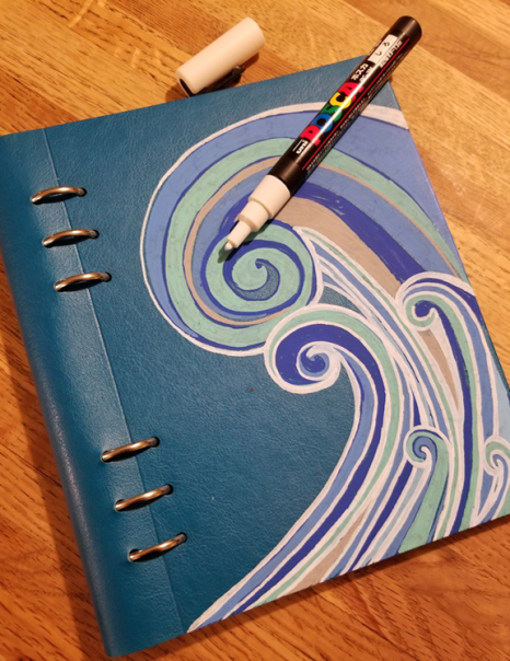 Filofax Clipbook Swirl